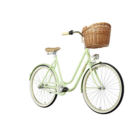 Creme Molly City Bike Women green